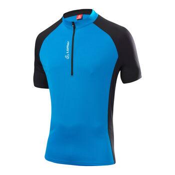 Löffler Rocky Hr.Bike-Shirt Herren blau