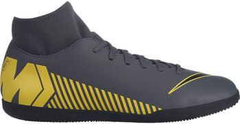 Nike SuperflyX 6 Club IC Hallenschuhe Herren grau