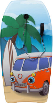 FIREFLY Sharky Bodyboard transparent