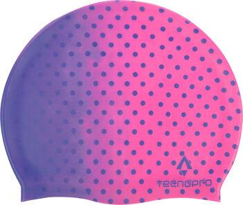 TECNOPRO  Cap-Sil JR KinderBadekappe,100% Sikion pink