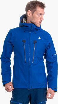 SCHÖFFEL Val d Isere1 3L Hardshell Jacke Herren blau