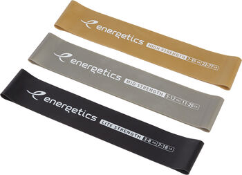 ENERGETICS Pro 1.0 Mini Bands Set schwarz