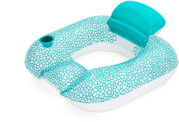 Bestway Flip Pillow Lounge blau