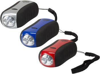 McKINLEY Dynamo Taschenlampe transparent