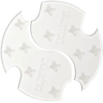 Burton Split Anti-Rutsch-Pad cremefarben
