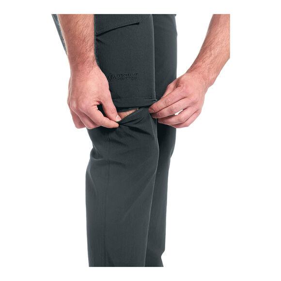 Torid Slim Zip Wanderhose kurzgestellt