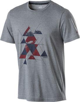 McKINLEY Kreina T-Shirt Herren grau