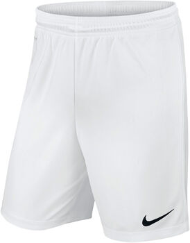 Nike Park II Knit Shorts weiß