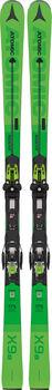 ATOMIC Redster X9 S Ski ohne Bindung grün