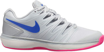 Nike Court Air Zoom Prestige Tennisschuhe Damen weiß