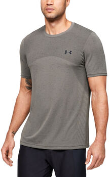 Under Armour Seamless T-Shirt Herren grün