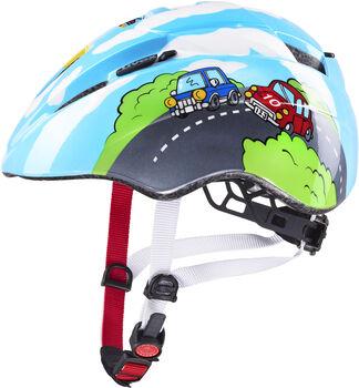 Uvex Kid II Fahrradhelm blau