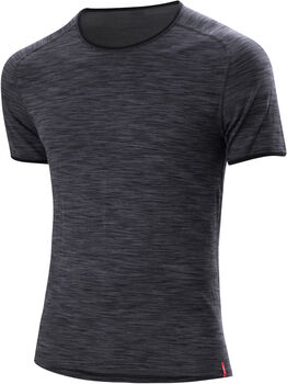 LÖFFLER Shirt TRANSTEX® WARM Herren grau