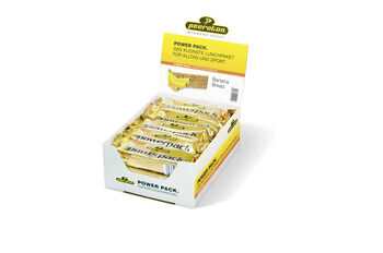 Peeroton Power Pack Riegel Banane 70g gelb