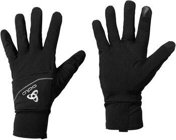 Odlo Intensity Cover Safety Langlaufhandschuhe schwarz