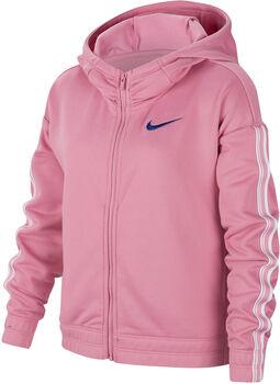 Nike Studio Kapuzenjacke Mädchen pink