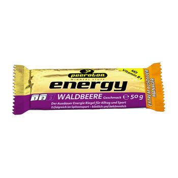 Peeroton Energy Bar 50g Waldbeere lila