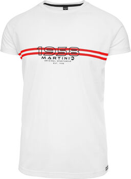 MARTINI Stay Cool T-Shirt Herren weiß