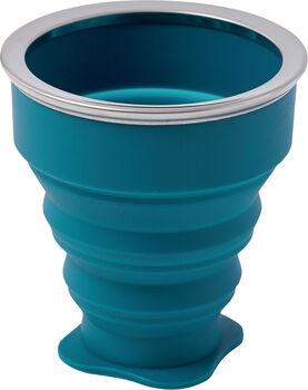 McKINLEY Cup Silicone Becher blau