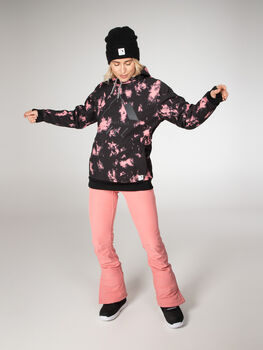 Protest Faith Softshelljacke Damen pink
