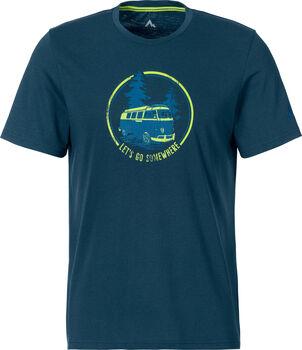 McKINLEY Mathu T-Shirt  Herren grün