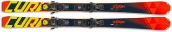 Fischer RC4 The Curv Pro Ski ohne Bindung rot