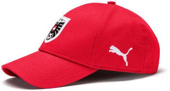Puma Österreich Team Kappe rot