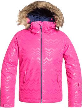 Roxy Jet Ski Solid Snowboardjacke pink