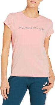 ASICS GRAPHIC  I T-Shirt Damen cremefarben