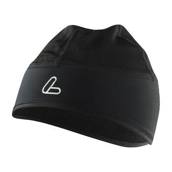 LÖFFLER Helm-Unterziehmütze Herren schwarz