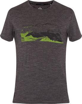 McKINLEY Toggo T-Shirt Herren grau