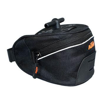 KTM Rahmen-/Satteltasche schwarz