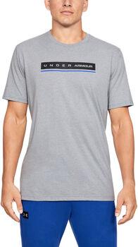 Under Armour Reflection T-Shirt Herren grau