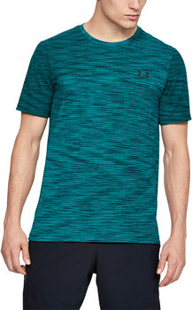Under Armour Vanish Seamless T-Shirt Herren blau