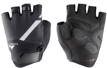 ZANIER Motion Velcro Radhandschuhe schwarz