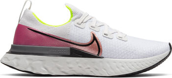 Nike React Infinity Run Flyknit Laufschuhe Herren weiß