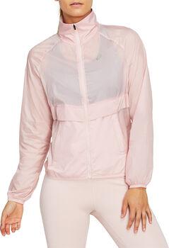 ASICS NEW STRONG  Laufjacke Damen pink