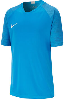 Nike Breathe Strike T-Shirt Jungen blau