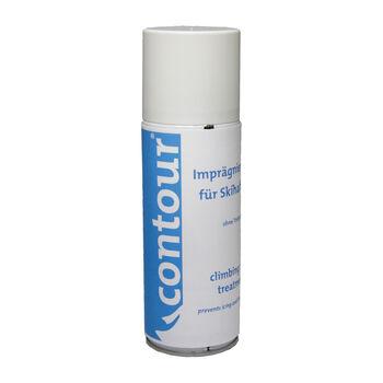 Contour Mohair Spray cremefarben