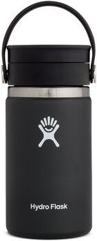 Hydro Flask Wide Mouth Isolierflasche schwarz