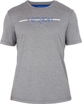 ENERGETICS Malou T-Shirt Herren grau
