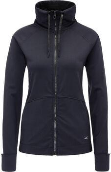 VENICE BEACH Morris Trainingsjacke Damen schwarz
