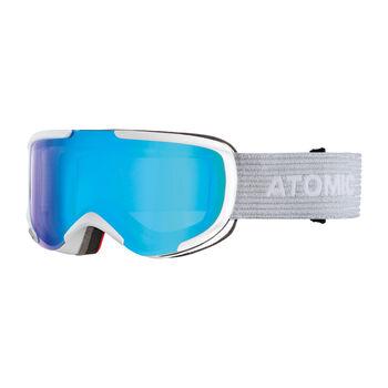 ATOMIC Savor S Stereo Skibrille weiß