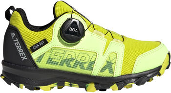 adidas TERREX Agravic Boa RAIN.RDY Wanderschuhe gelb