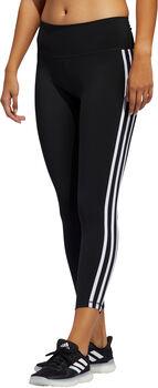 adidas Believe This 3-Streifen 7/8-Tight Damen schwarz
