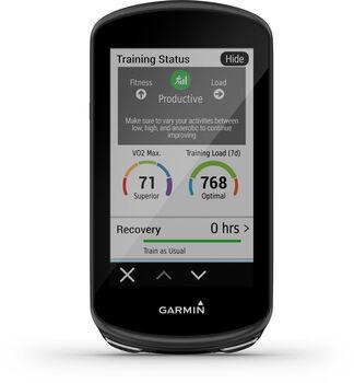 Garmin Edge 1030 Plus GPS Fahrradcomputer weiß