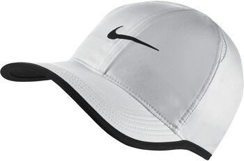 Nike Court AeroBill Featherlight Kappe Herren weiß