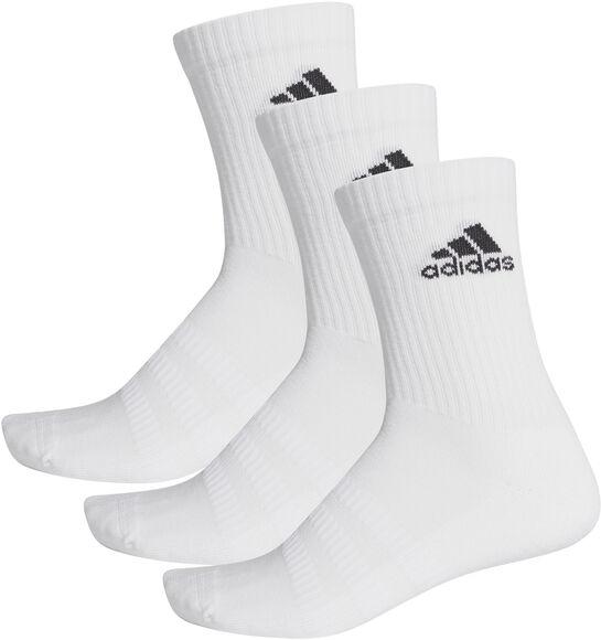 Essentials Cushioned Crew Socken 3er-Pack
