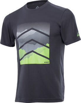 McKINLEY Rakka T-Shirt Herren grau