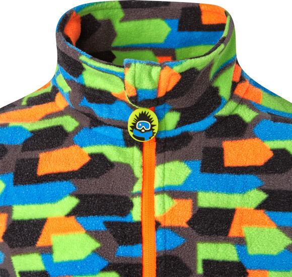 Tibo II Fleece Langarmshirt